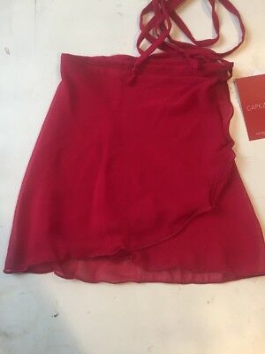 Capezio Wrap Skirt - NEW - adult Extra Small / Small