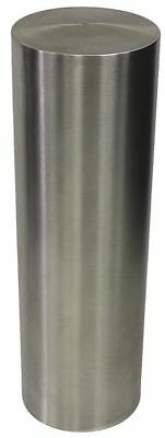 Bollard Cover,,36In H,Stainless Steel CALPIPE SECURITY BOLLARDS SSLV10000-F