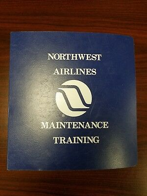 Northwest Airlines DC-10 Maintenance training Manual