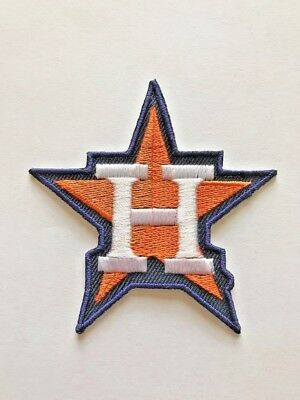 Houston Astros MLB Patch Minute Maid Park Iron On Sew Shirt Hoodie Jacket Bag