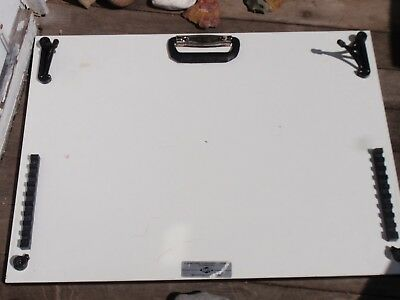 Small Portable  Alvin Drafting Drawing Board Table