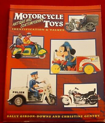 Motorcycle Toys: Antique and Contemporary : Identification & Values 1995 Catalog