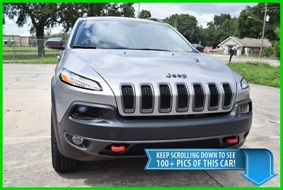 Jeep Cherokee TRAILHAWK 4X4 SUV - ONLY 6K LOW MILES - BEST DEAL ON EBAY! trail hawk grand bmw x1 x3 x4 cadillac xt5 srx wrangler unlimited honda cr-v crv
