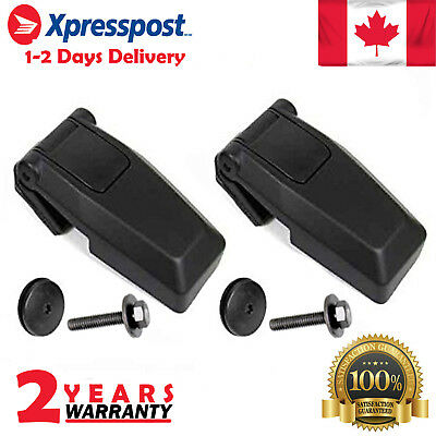 Rear Glass Liftgate Window Hatch Hinge Left & Right Fits 2008-2012 Jeep Liberty
