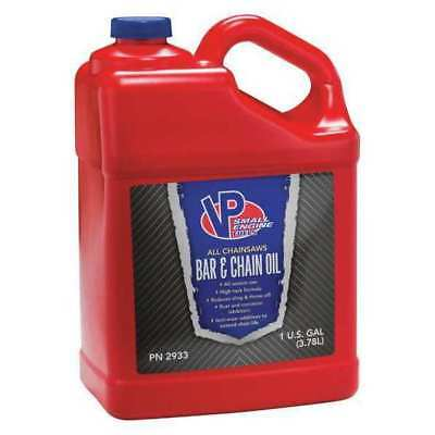 Bar and Chain Oil, 1 Gal., PK4 VP SMALL ENGINE FUELS 2934