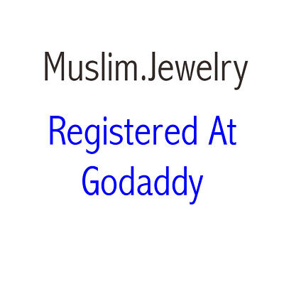 www.Muslim.Jewelry Premium Domain Name For Sale