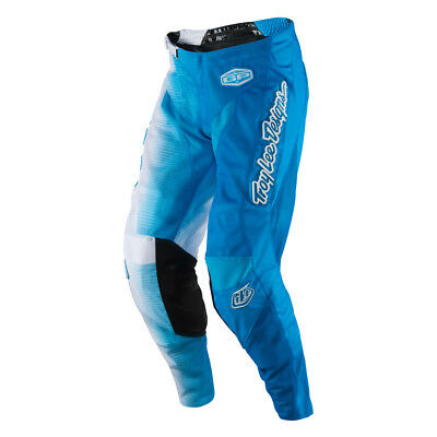 Troy Lee Designs Youth NEW GP Air 50/50 Blue White Kids TLD Motocross Pants