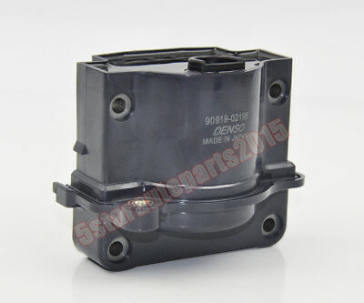 New OEM# 90919-02196 Ignition Coil for Toyota Celica Corolla 1990-1992 1.6L 4AFE