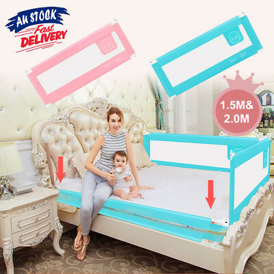 Infant Baby Toddler Child Bed Guard Rail Universal Summer Adjustable Lift