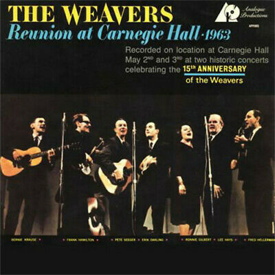 AP | The Weavers - Reunion At Carnegie Hall, 1963 SACD oop