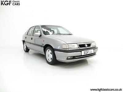 A Retro Vauxhall Cavalier Mk3 2.0i GLS 16v, 33,909 Miles and One Private Owner