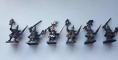Games Workshop Warhammer Fantasy Age of Sigmar Dark Elf Corsairs