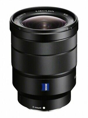 SONY Vario-Tessar T* FE 16-35mm f/4 ZA OSS Lens E-Mount SEL1635Z / Stock in UK