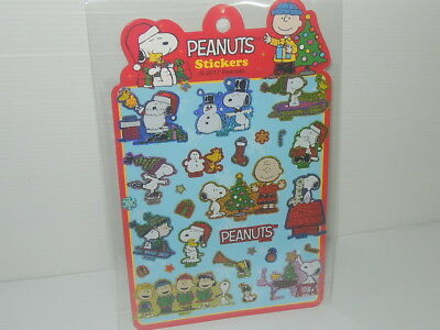 Snoopy & his friends x'mas Design 2017' Stickers