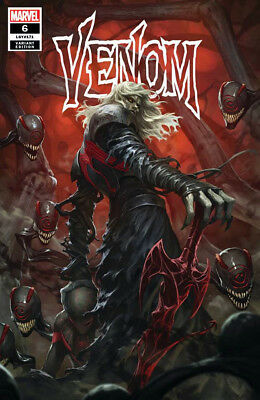 VENOM #6 Skan Variant Cover Marvel 1st Print New Unread NM Bagged and Boarded