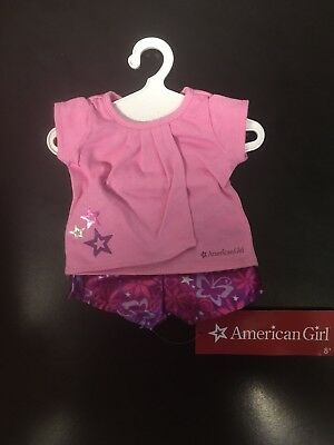 American Girl Sweet Pajamas-RT D for 18-inch dolls