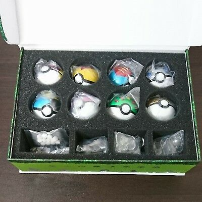 Pocket Monsters ball Collection Special 02 Premium Bandai Pokemon Pokeball New