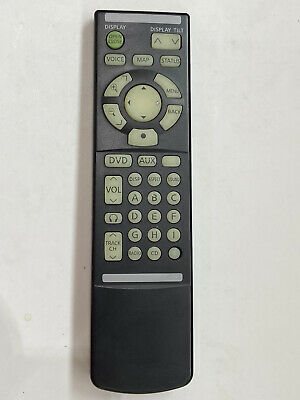 2008  Infiniti M35 Overhead Roof Video Entertainment Dvd Remote Oem