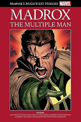 MARVEL'S MIGHTIEST HEROES 28 : Madrox The Multiple Man Hardcover (New)