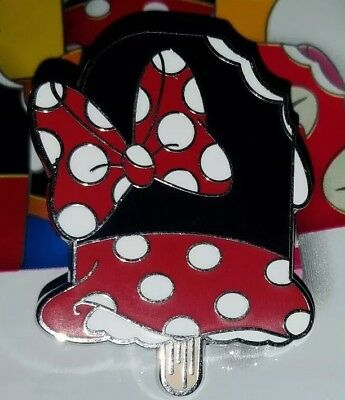 Disney Pin Minnie Mouse Ice Cream Character Mystery Pin New Free Shipping