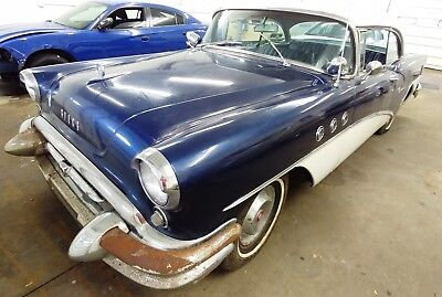 1955 Buick Special  1955 Buick Special - 2 Dr Hard Top Estate Vehicle
