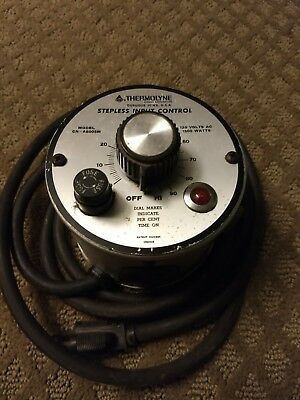 Thermodyne stepless  Variable time controlled Output 1500 watt
