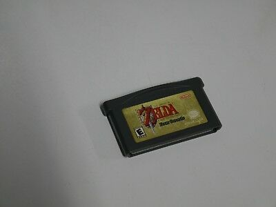 The Legend Of Zelda A Link To The Past Four Swords Nintendo Game Boy Advance GBA