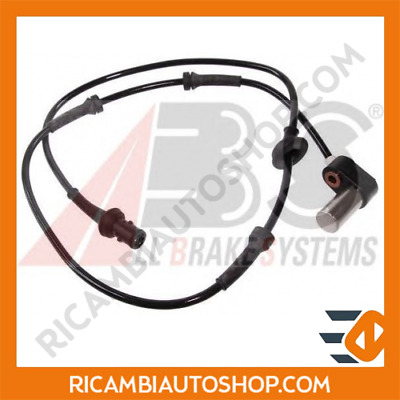 Sensore Abs Anteriore Dx Ate Saab 9000 2.0 -16 Turbo Cd Kw:108 1992>1998 360008