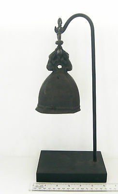 SUPERB Mandalay Period Buddhist Bronze Temple Bell