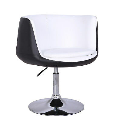 B Grade New Faux Leather Modern Style Tub Barber Chair Beauty Hairdresser Salon