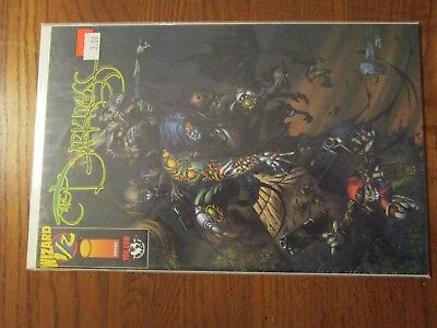 The Darkness #1/2 Top Cow 1996 Wizard Limited Edition WITH COA - NICE