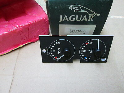 Jaguar X J 6 Oil & Temperature  Gauge Genuine Part New Jlm 1934