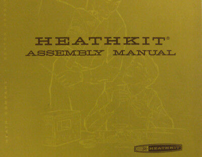 HEATHKIT HW-9 Deluxe QRP CW Transceiver ASSEMBLY & OPERATION digital Manual