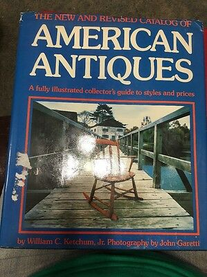 The New And Revised Catalog Of American Antiques