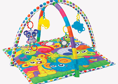 Playgro Linking Animal Friends Playgym Infant Baby
