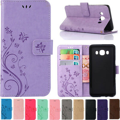 For Samsung Galaxy Grand Prime G530 J5 J7 2016 Wallet PU Leather Case Flip Cover
