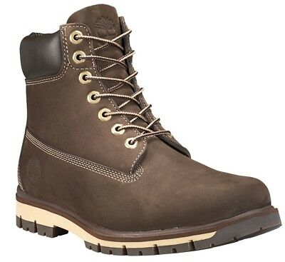 Timberland Men's Radford 6 Inch Lightweight Waterproof Brown Leather Boots A1HJQ