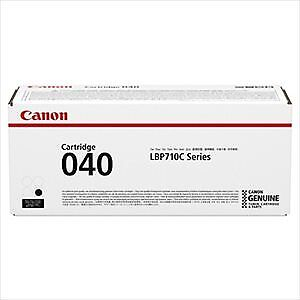 Canon CART-040BK Genuine Black [6.3K Page] Toner Cartridge