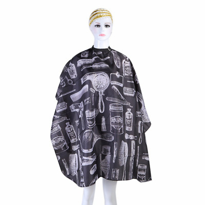 Apron Salon Hairdressing Hair Cutting Stylist Cloth Professional Cape Barber New