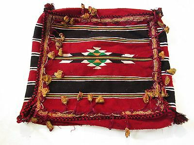 Chiprovtzi Cushion Pillow Case Cover Sofa 19Th. Antique Vintage Tassels Mediaval