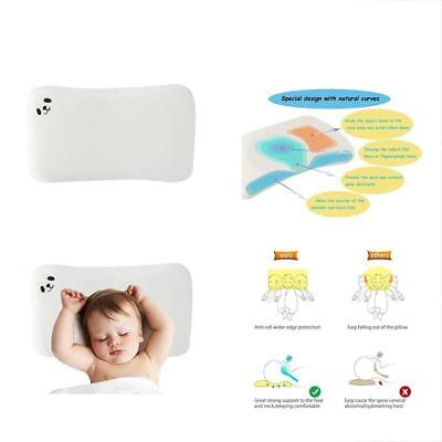 Baby Pillow Memory Foam - Protection For Flat Head Syndrome Breathable Newborn