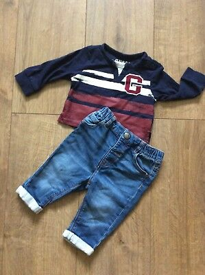 Next And Guess  Baby Boys Bundle Age 3-6 Months