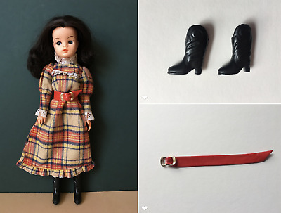 REDUCED Sindy 1984 Highland Fling COMPLETE outfit doll clothes set SHIMMYSHIM