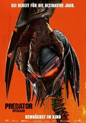 Predator - Upgrade  ~ Filmposter A0 - GROSS