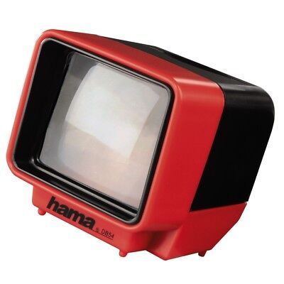 Hama DB54 Compact 35mm Slide Viewer - Battery Powered -  NEW - Free Delivery