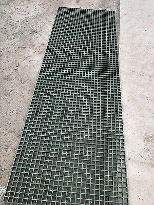 25mm Thick GRP Grating panels