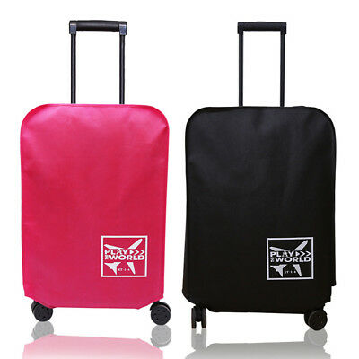 20/24/28/30'' Luggage Cover Anti-Scratch Suitcase Protector for Holiday Travel