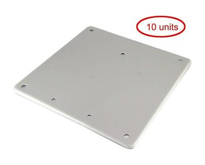 Vespa V50 PL170 Bracket Licence Number Plate Steel 10 Units AUD