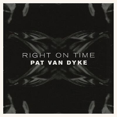 Pat Van Dyke - 'Right On Time' (Vinyl LP Record)