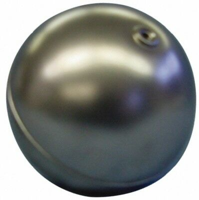 Made in USA 2 Inch Diameter, Spherical, Internal Connection, Metal Float 1/4-...